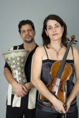 duoJalal performs a genre-bending combination of classical and world music.