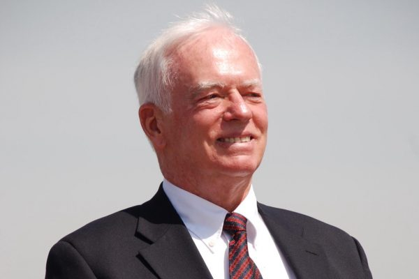 """James """"Jim"""" Berry McWethy '65, one of Cornell College's most enthusiastic and generous supporters, died at age 76 on June 22, 2020."""