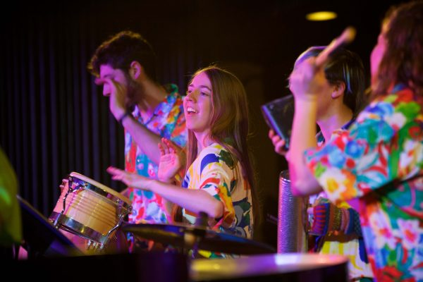 Cornell's Steel Drum Ensembles will heat up the King Chapel stage with a pre-tour concert on Friday, Jan. 26, at 7:30 p.m.