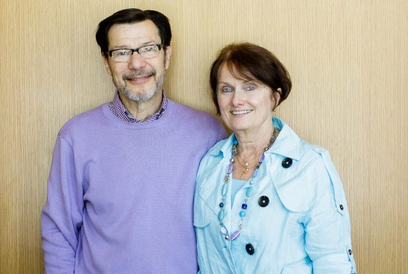 Sheryl Atkinson Stoll '70 and Bill Stoll