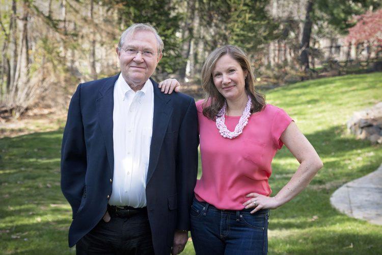 Michael Bornstein and Debbie Bornstein Holinstat