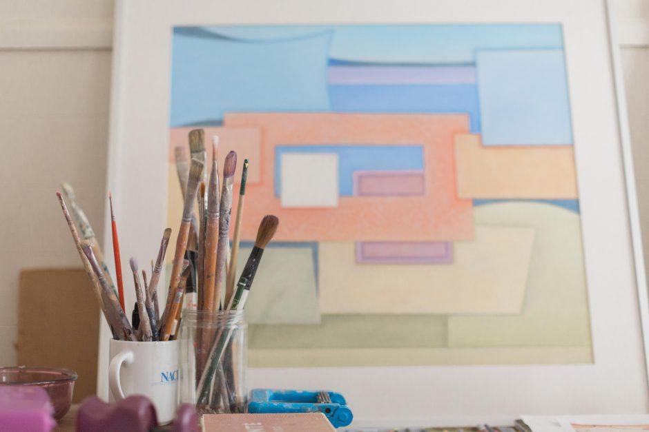 Vivian Heywood studio
