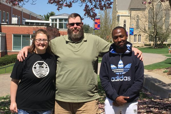 Three Cornell College students are getting the opportunity to study off campus next year, thanks to an endowment set up by the family of The Rev. Dr. Richard H. Thomas.