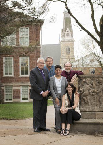 Jerry Ringer and Ringer professors