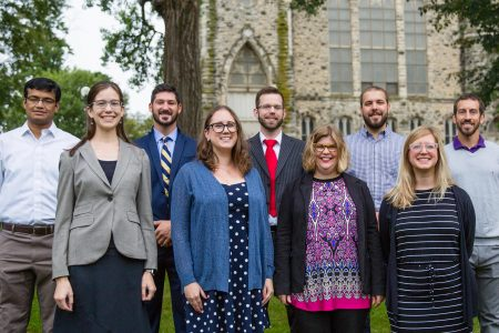 2018 new faculty