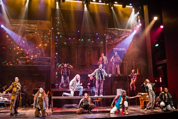 The defiant rock musical that changed the landscape of American Theatre is coming to Cornell College Oct. 25–28.