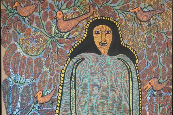"""Haiti to Iowa: A Survey of Haitian Art"" from the Waterloo Center for the Arts Permanent Collection will be on display in the Peter Paul Luce Gallery in McWethy Hall Oct. 28–Dec. 10."
