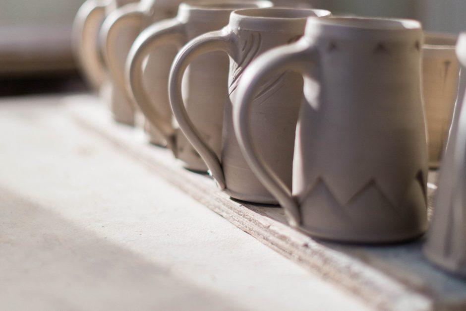 Doug Hanson pottery