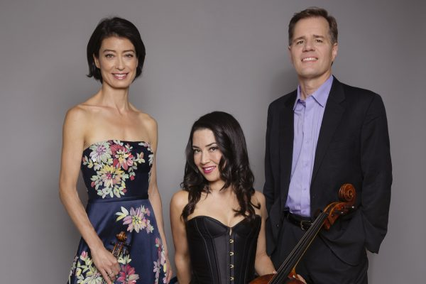 The piano, violin, and cello ensemble Intersection will perform a concert that fuses traditional and surprising musical selections as the guests of Cornell College's Music Mondays series at 7:30 p.m. Monday, Nov. 26.
