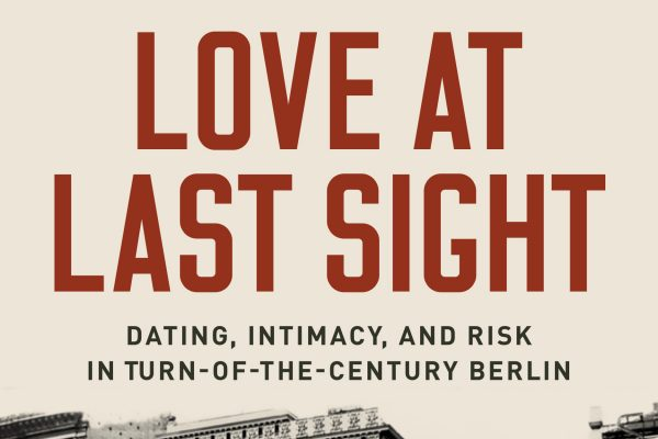 "Professor Tyler Carrington has studied love in Germany at the turn of the 20th Century extensively and now has written a book, ""Love at Last Sight."""