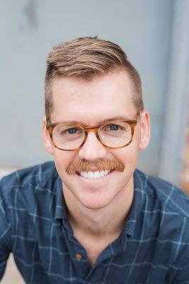 Headshot of Tyler Carrington