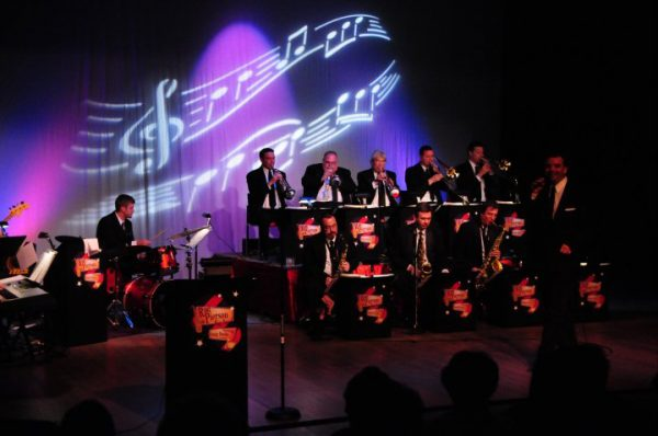 Cornell College's 2019–20 Music Mondays series kicks off with a performance by the Rod Pierson Big Band at 7:30 p.m.  Oct. 7 in King Chapel. Admission is free.