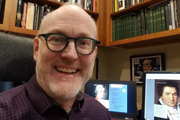 Eric Sellen '90 is the managing editor in the marketing department of the Cleveland Orchestra. As the orchestra's program book editor, he writes about the institution itself, the individual concerts, and the music.