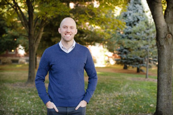 Aaron Reykdal '06 was one of the first Cornell Fellows and credits the program with setting him on his career path.