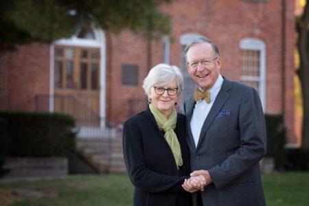Linda and Warren Mack.