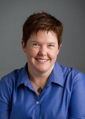 Associate Professor of Theatre Janeve West