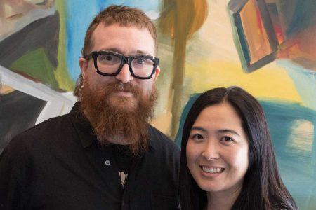 Harper Reed '01 and Hiromi Nakazawa '01