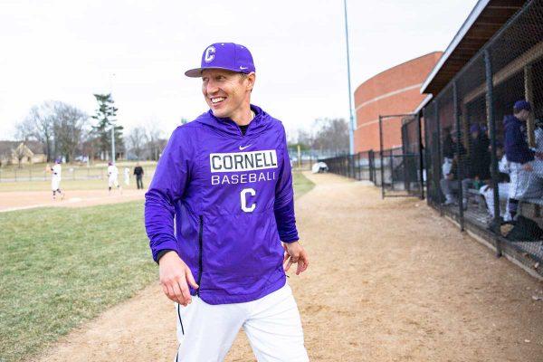 We followed Baseball Coach Seth Wing for a day.