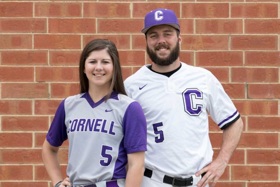 Cailynn Wichman '21and Caleb Wichman '19