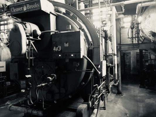 Boilers to be removed from service