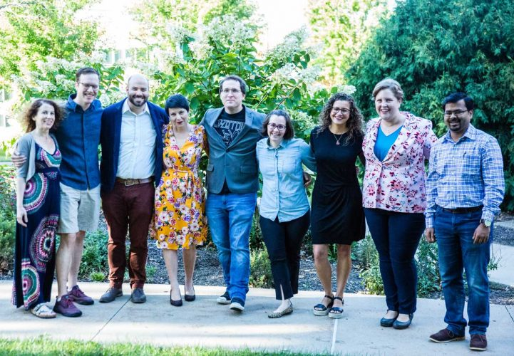 New faculty 2019-20