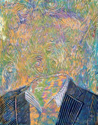 """""""Chameleon"""" by John Wagoner '05."""