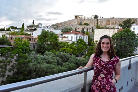 Maggie Ryan in Spain