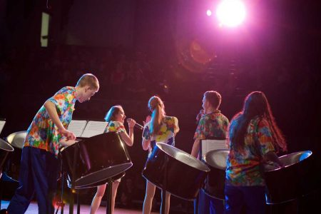 Steel Drum Ensemble