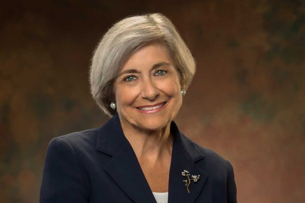 In the early '80s Aleta Grillos Trauger '68 earned a reputation as a tough prosecutor. In the '90s she became a pioneer among women federal judges.
