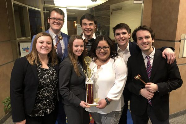 Cornell College's Mock Trial team has earned a bid to the Opening Round Championship Series (ORCS) for the 13th year in a row.