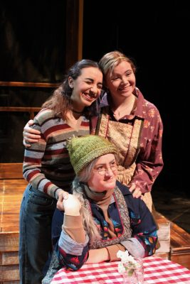 "The Cornell College Department of Theatre and Dance presents the award-winning musical, ""The Spitfire Grill.""   Running Feb. 27–March 1 on Cornell's Kimmel Theatre stage, this heartwarming and sincere romance is directed by Assistant Professor of Theatre Caroline Price, with scenic design by Matt Allar and music direction by Cameron Sullenberger.  Music and lyrics are by […]"