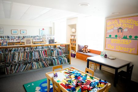 Cole-Library-Children's-Library