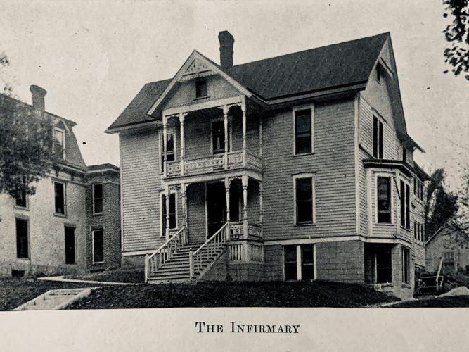 SATC Infirmary