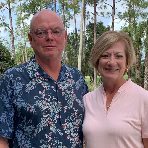 Kevin Foote '79 and Ann Parker Foote 79