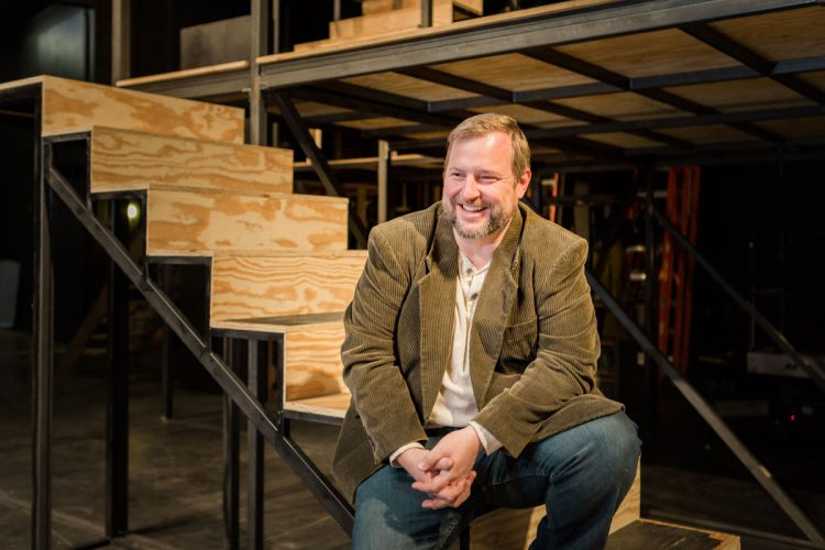 Theatre Professor Scott Olinger