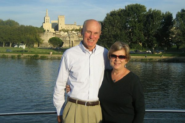 Reflection on Cornell's impact on his life led to Rick Schimmel '66 to establish a study-abroad endowment in memory of his classmate and wife.