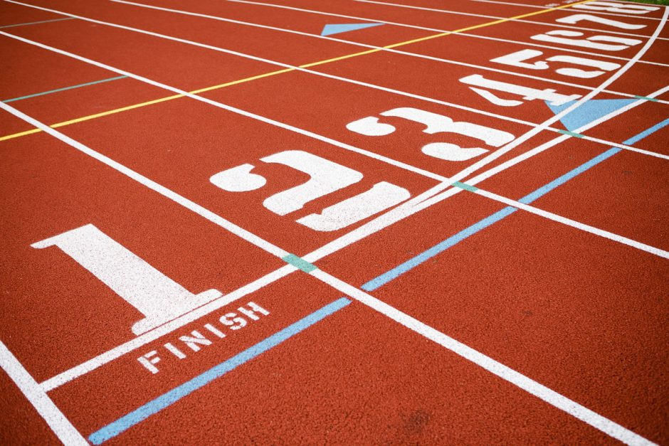 Cornell track