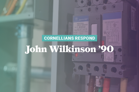 John Wilkinson '90 graphic