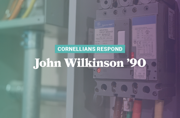 When Seattle became a pandemic hotspot, John Wilkinson '90 found himself in charge of helping provide temporary medical facilities.