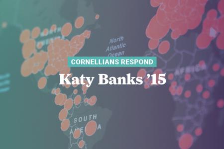 Cornellians Respond_KatyBanks graphic