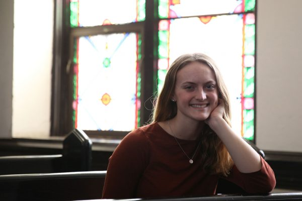 "Sophomore Kenna Ebert isn't waiting around for opportunities, she's actively pursuing them. That's the single most important thing this Arkansas native says she's learned since she started her college career on the Hilltop, which is a change from how she went about her education in high school. ""I realized that I wanted to conduct research […]"
