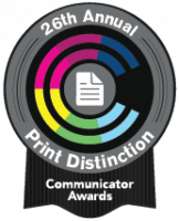 Communicator Award graphic