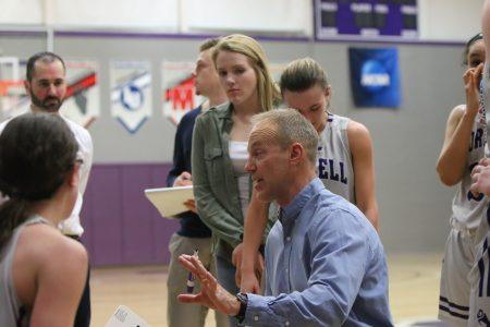 Women's Basketball Coach Brent Brase '90