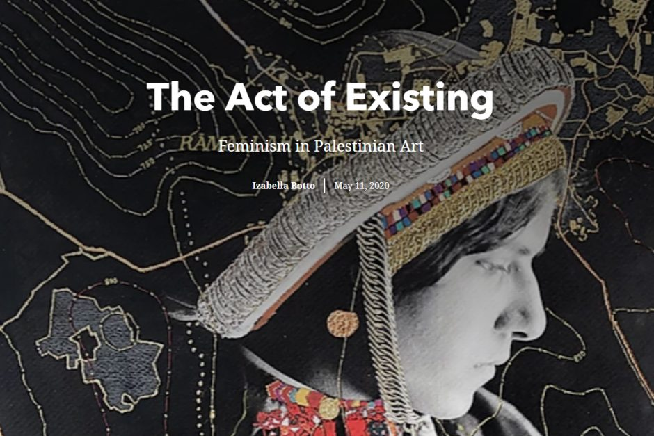 Palestinian Feminism Art Project