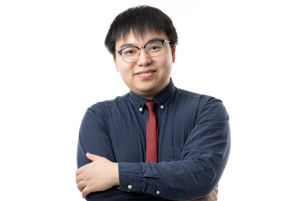 Before arriving in the United States to study music composition at Cornell College, Xikun Wang '20 had no formal music training or music ensemble experience.