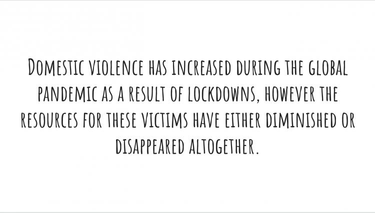 domestic violence report slide