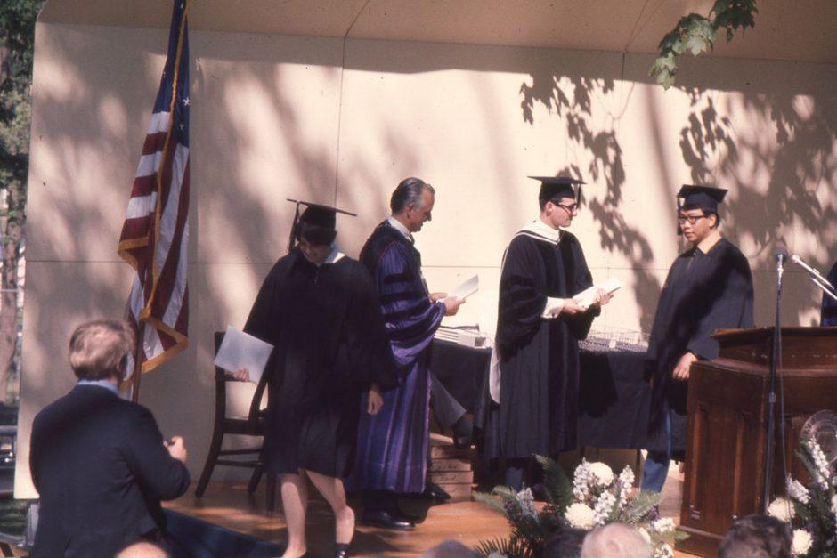 Barbara-Evans-Hansen-70-graduation