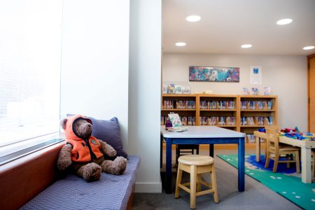 Cole Library Children's Library