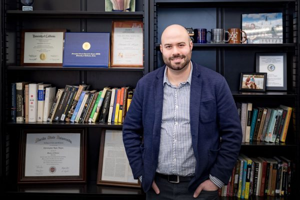 Psychology Professor Chris Hagan writes about suicide prevention and hopelessness.