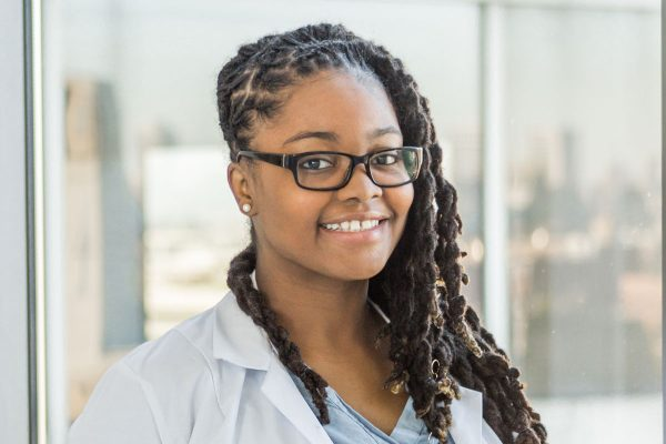 Dr. Nakyda Dean '08, who has dedicating her career to bringing quality health care to underserved populations, received the Young Alumni Award.